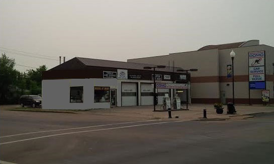 Tisdale Lube and Gas