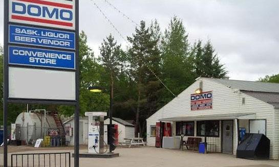 Who Calls Domo Gas, Liquor and Convenience